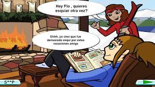 """Diner Dash - Seasonal Snack Pack """" Pelicula - Comic """" (2-2) Español"""