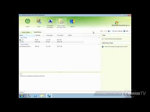 How-To: Microsoft Windows Home Server 2011 64 Bit