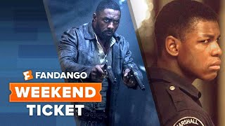 Weekend Ticket - The Dark Tower, Detroit, Kidnap