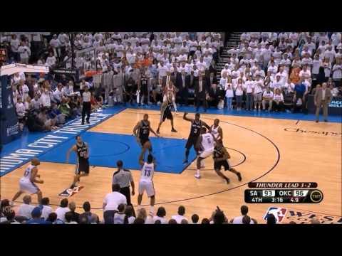 NBA Playoffs 2012 Clutch Shots