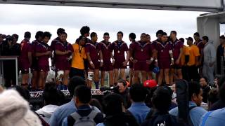 St Pauls College 2012 NZ Secondary Schools League Champions