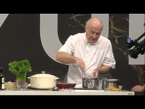 Rick Stein's Bourride Recipe (Fish Stew) Good Food & Wine Show 2012
