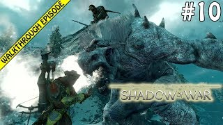 Middle-earth: Shadow of War   Walkthrough Episode # 10 - Lovers of Game