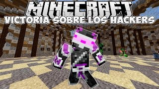 MINECRAFT: TNT RUN | ¡VICTORIA SOBRE LOS HACKERS!