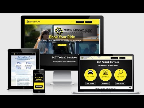 Taxi Las Vegas @YCStrans.com New Website Design Launched July 26, 2017