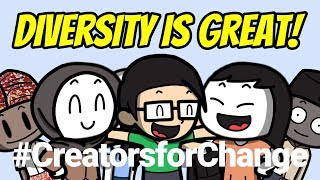 YouTube Creators For Change | Fergie JNX - Diversity is Great!