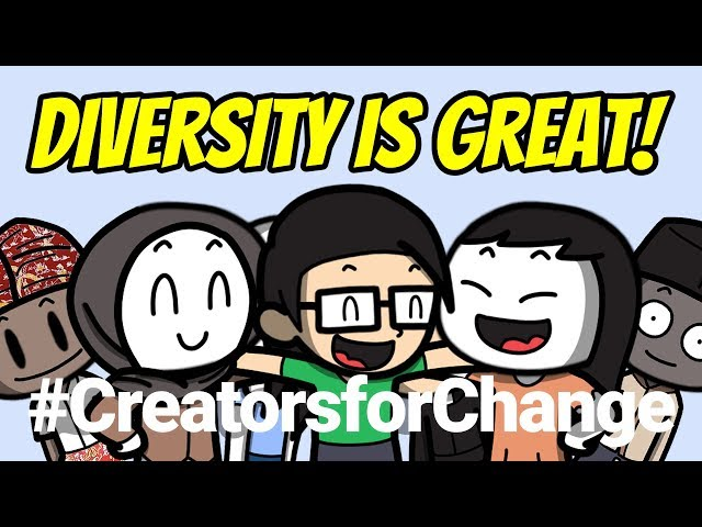 YouTube Creators For Change | Fergie JNX - Diversity is Great!