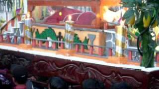 semana santa en Guatemala Aldea Vásquez Totoni
