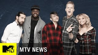 Which Pentatonix Member is Most Likely to Commit a Crime? | MTV News