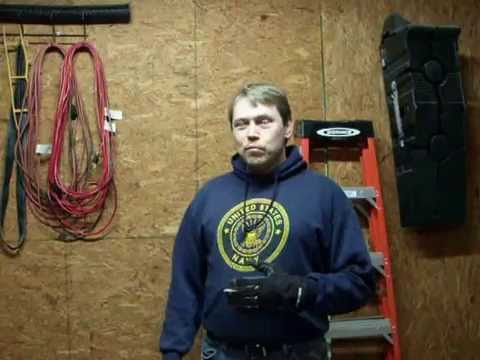 garage door stickingFix ShudderingSticking Garage Door  YouTube