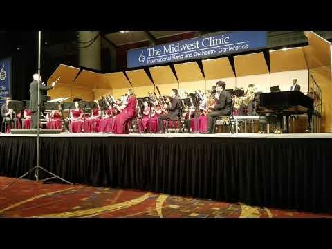 Stoneman Douglas Wind Symphony @ Midwest Clinic- High Wire
