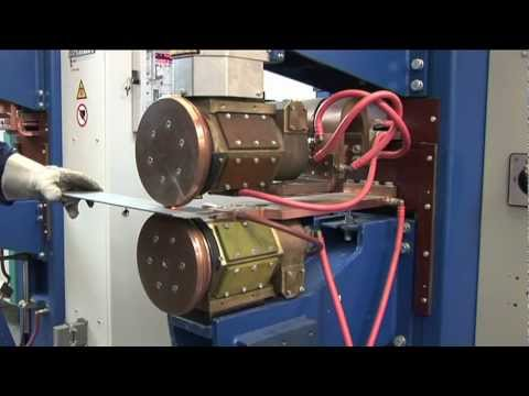 Dalex Resistance Welding Machines English Speaker Youtube