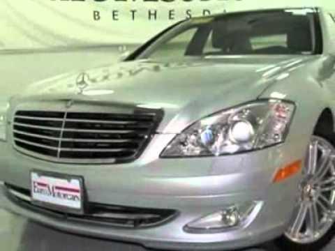 2009 mercedes benz s class s600 sedan bethesda md youtube for Mercedes benz bethesda md