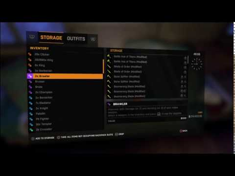 Dying Light Duplication glitch- How to make a fat stack