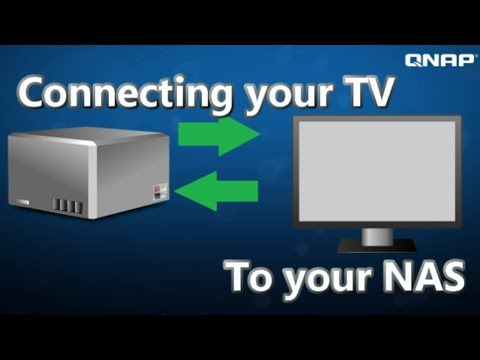 Accessing your Digital Media with your TV - via HDMI & NAS