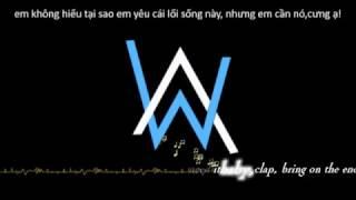 After the Afterparty - Alan Walker Remix [lyrics & vietsub]