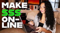 9 legit ways to make MONEY online in 2020