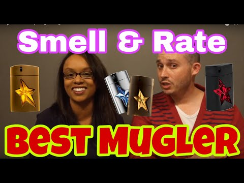 Best Thierry Mugler fragrances/Smell & Rate