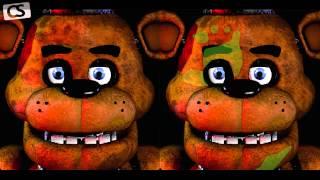 Пасхалки Five Nights At Freddy's   Золотой Фрэдди, Укус 1987, Спарки, История игры