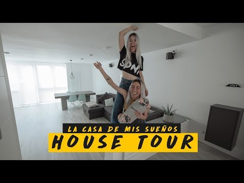 HOUSE TOUR: ¡LA CASA DE MIS SUEÑOS!