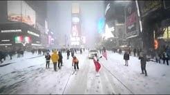 Skifahren hat in New York eine ganz andere Bedeutu
