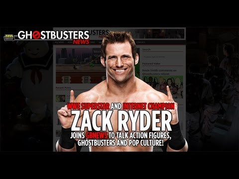 Interview with WWE Superstar Zack Ryder