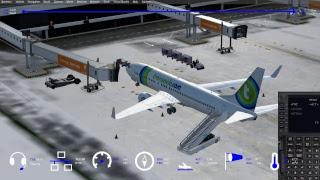 Prepar3D v4 LOWI- EHAM Transavia