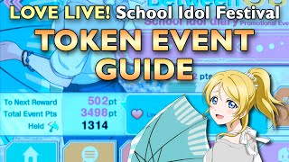 Love Live! SIF - Token Event Guide