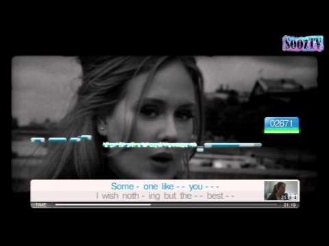 SingStar PS3, Adele, Someone like you