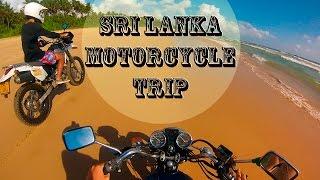 Sri Lanka Motorcycle Trip