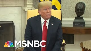 Gabe Sherman: Bill Shine Plays Same Role For President Donald Trump As He Did Ailes | AM Joy | MSNBC