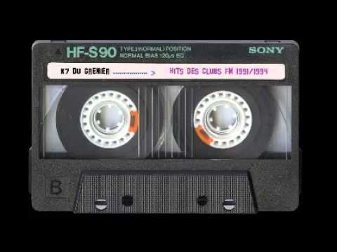 K7 Du Grenier . Hits Des Clubs 1991 1994 . French Radio