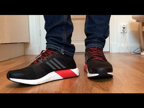 new product a1c04 4cfa9 Adidas Ultra boost ST - Most Comfortable Sneaker! -  REVIEW