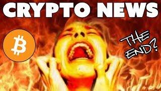 Crypto Market Crash Today... WHY?????? 😱😱😱