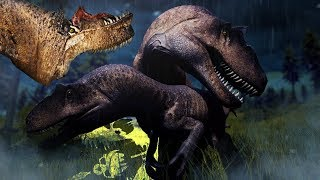 PERFECTION. - The Isle - Hypo Rex Scent, The Perfect Dino & New Allosaurus Is Here - Update Gameplay