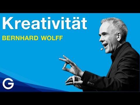 5 Tipps zur Kreativitätssteigerung – So entsteht Innovation // Bernhard Wolff