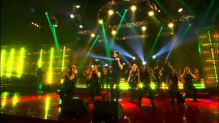 TV3 - Oh Happy Day - Cantabile & Joan Colomo - Burn