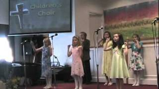 There Aint No Wiggle Room - Germantown Baptist Church Kids Choir