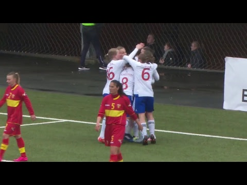 FSF Varpið: LIVE Montenegro - Faroe Islands (FIFA Women's World Cup, Preliminary Round)