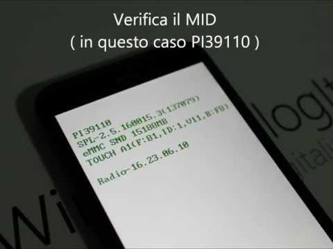 Sbloccare Bootloader di HTC Titan tramite HSPL con il metodo Gold Card