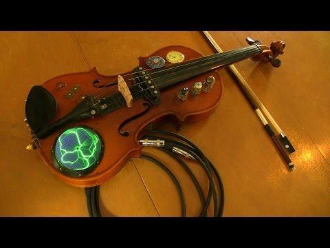 How to Steampunk a Violin (DIY)
