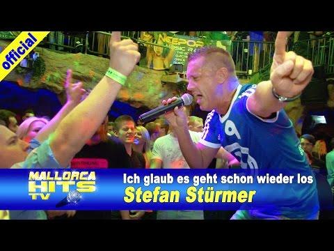 Stefan Stürmer - Ich glaub es geht schon wieder los - Mallorca Party Hits