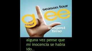 Longest Time glee Subtitulado Español