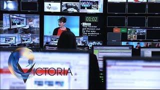 Victoria Derbyshire: Behind the scenes - BBC News