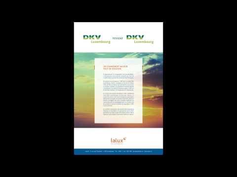 Communiqué de presse LALUX-DKV - 01.04.2015