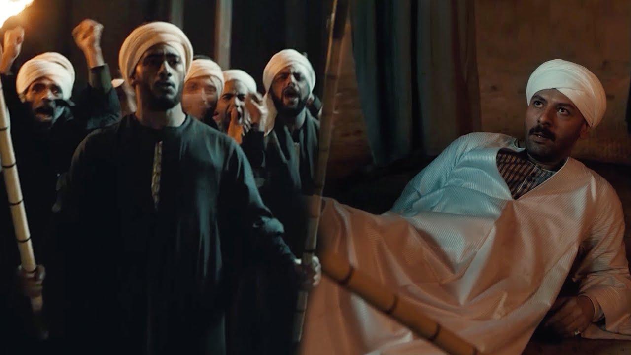 موسي يبارك لعريس نجاة علي طريقته / مسلسل موسي - محمد رمضان