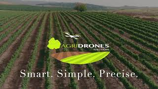 Agridrones  - Smart Agriculture drones solutions