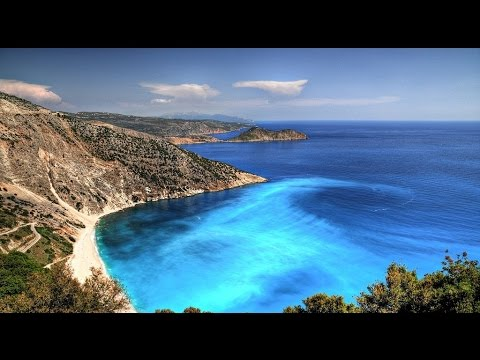 The most beautiful island in Greece. Travel to Greece