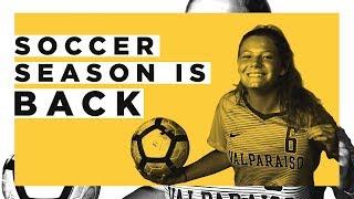Valpo Women's Soccer Season Hype Video