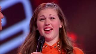 Iris blikt terug op overwinning The Voice Kids